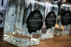 The Ghentist gin 50cl